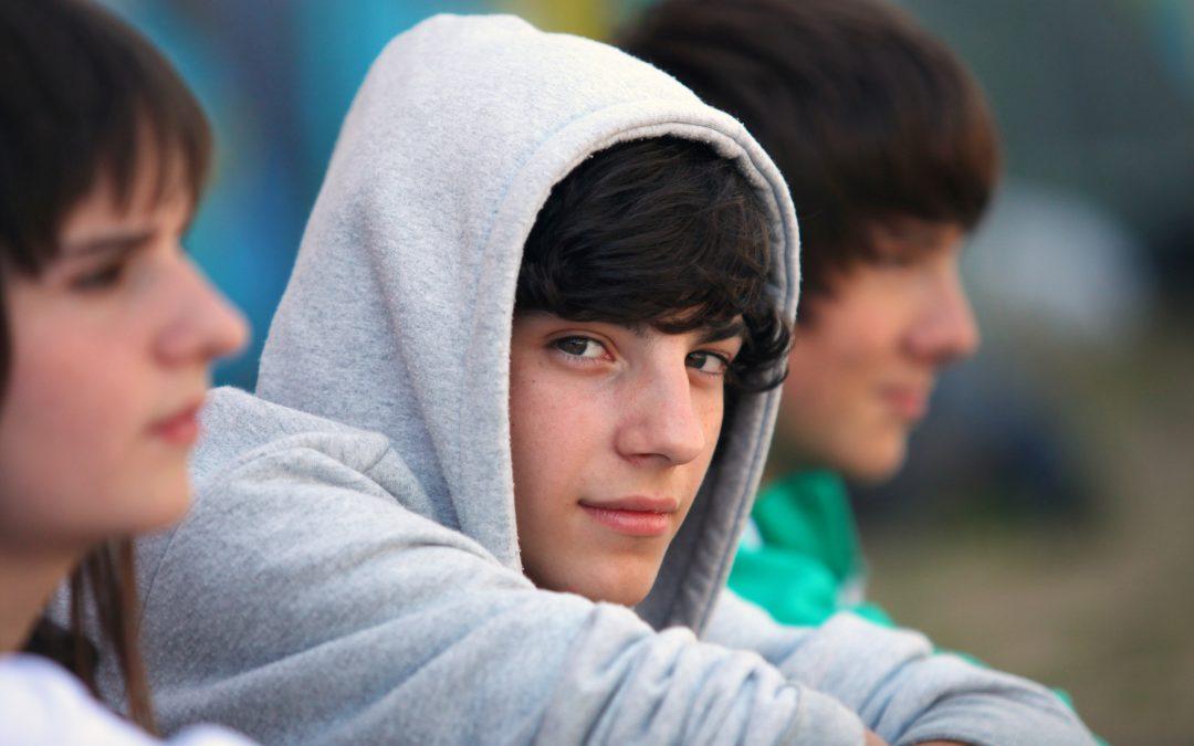 Paul (17) heeft faalangst en stress en moet examen doen