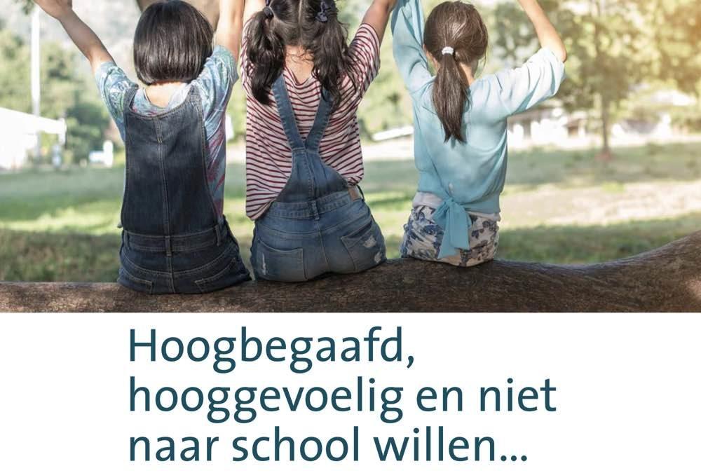 Hoogbegaafd, hooggevoelig en niet naar school willen… (vervolg)